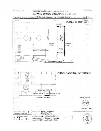 Vendita  bilocale Paderno Dugnano Via Alessandrina 1 877053