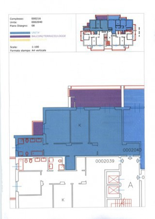 Affitto  bilocale Pieve Emanuele Via Delle Rose 1 876672