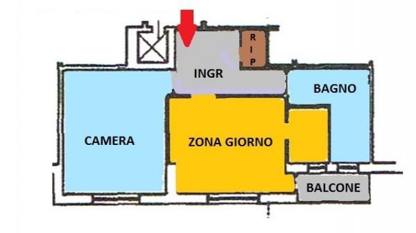 Vendita  bilocale Venaria Reale Via Antonio Sciesa 1 649842