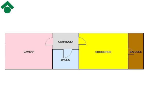 Vendita  bilocale Cesana Torinese Viale Iv Novembre, 27 1 1075026