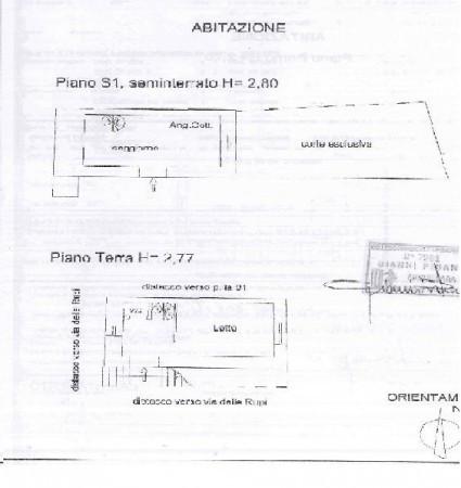 Vendita  bilocale Anguillara Sabazia Via Delle Rupi 1 936329