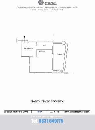 Vendita  bilocale Busto Arsizio Via Busona 1 861146
