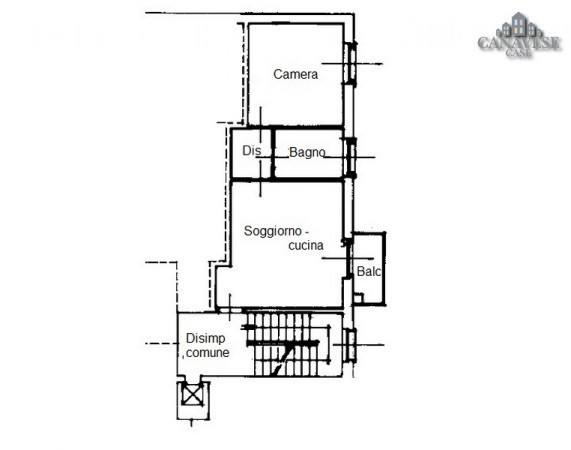 Vendita  bilocale Castellamonte Strada San Bernardo 1 283373
