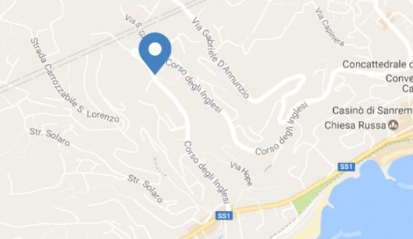 Vendita  bilocale Sanremo Corso Degli Inglesi, 495 1 897168