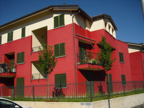 Vendita  bilocale Bernareggio Via Galileo Galilei 1 902275