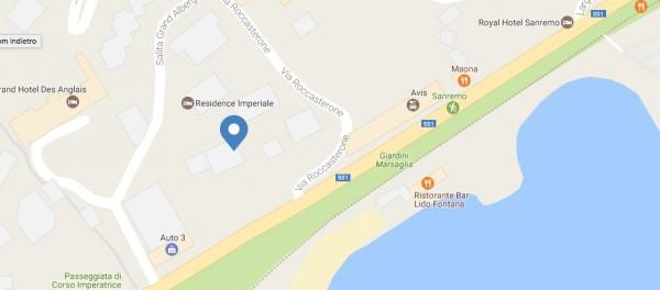 Vendita  bilocale Sanremo Salita Grand Albergo, 6 1 1076106