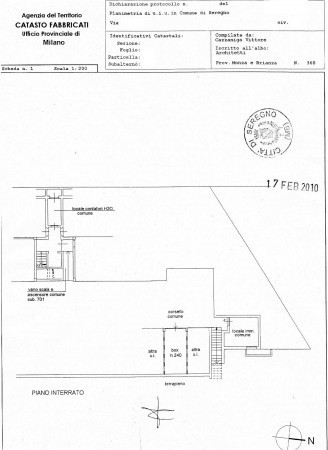 Appartamento trilocale in vendita a Seregno (MB)-24
