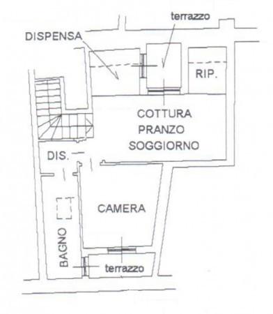 Vendita  bilocale Castello di Brianza Via Dante Alighieri 1 1047708