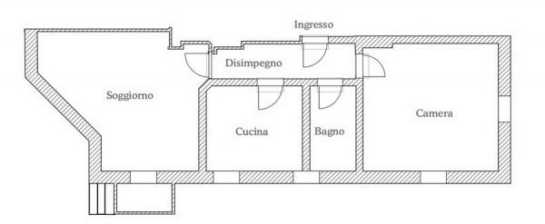 Vendita  bilocale Stresa Via Sempione Nord 1 1399833