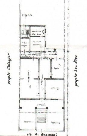 Vendita  bilocale Lizzanello Via Antonio Gramsci 1 1043862
