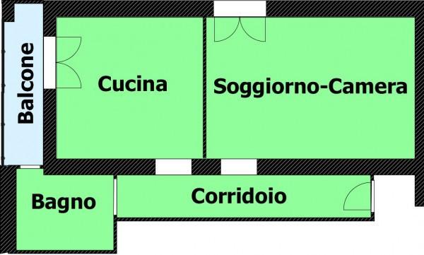 Vendita  bilocale Lerici Via Barcola 1 942286