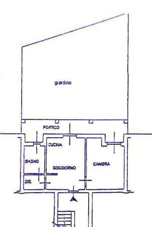 Vendita  bilocale Como Via Al Piano 1 1064611