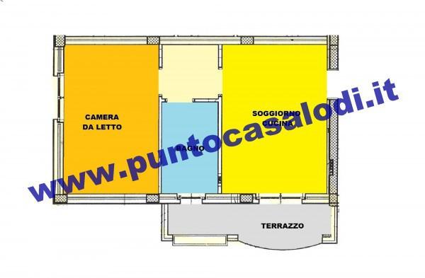 Vendita  bilocale Borgo San Giovanni Borgo San Giovanni 1 438564
