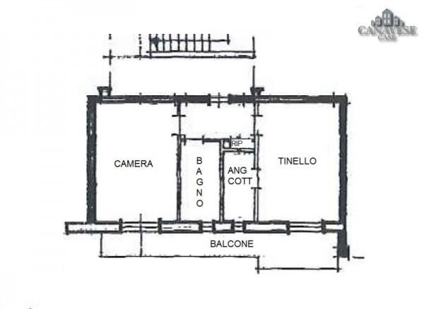 Vendita  bilocale Cuorgnè Via Piero Gobetti 1 880149