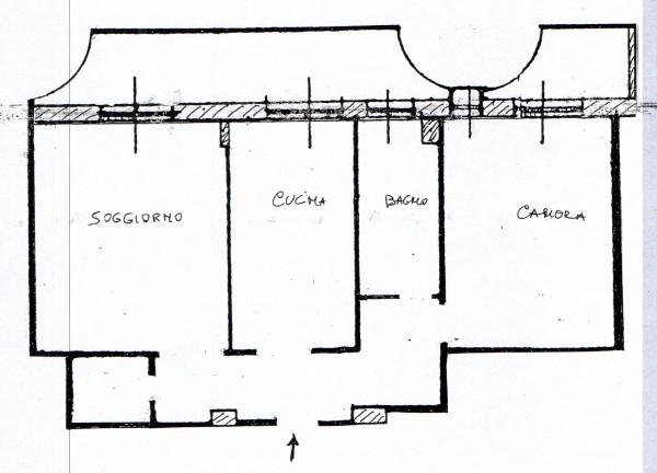 Affitto  bilocale Cinisello Balsamo Piazza Antonio Gramsci 1 1410905
