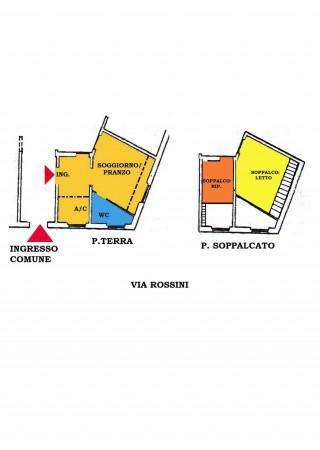 Vendita  bilocale Lecce Via Rossini 1 1455413