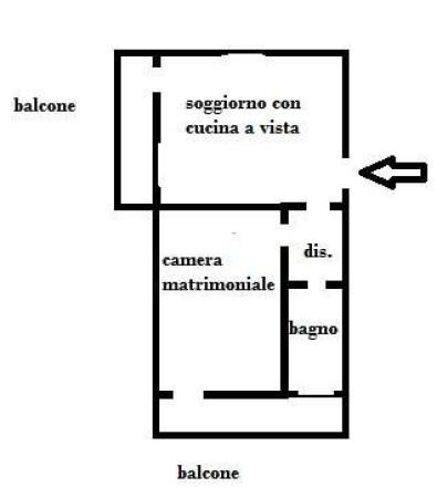 Vendita  bilocale Trezzano sul Naviglio Via Giotto 1 416814