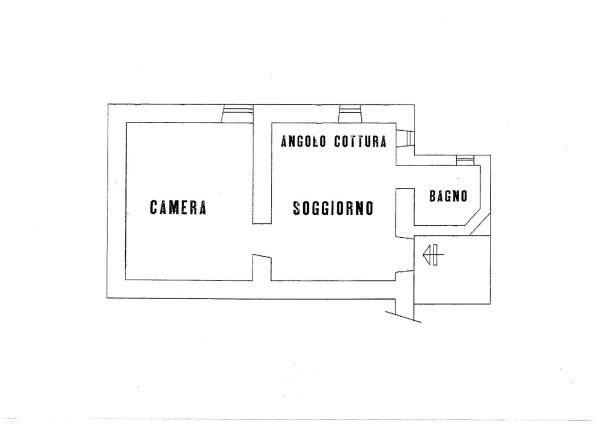Vendita  bilocale Rocca di Papa Via Campi D'annibale 1 580047