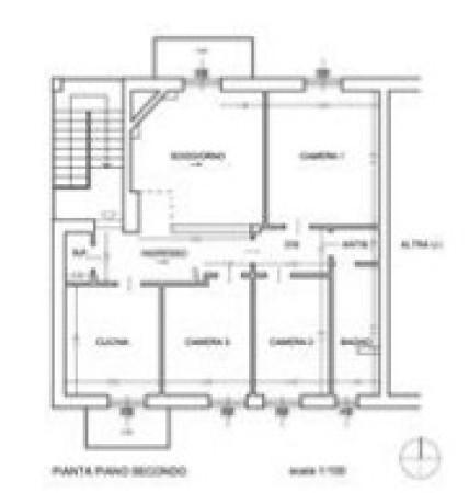 Appartamento quadrilocale in vendita a Renate (MB)-5