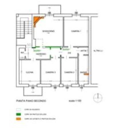 Appartamento quadrilocale in vendita a Renate (MB)-6