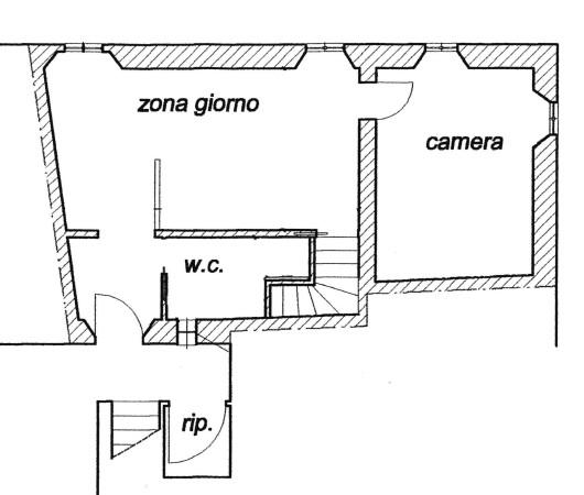 Vendita  bilocale Pognana Lario Via Quarzano 1 397099