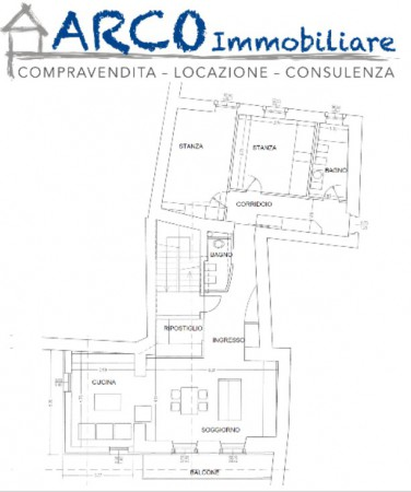 Foto appartamento in vendita a Arco (Trento)