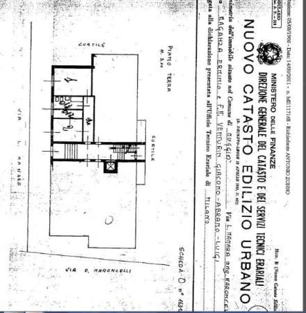 Vendita  bilocale Muggiò Via Luciano Manara 1 896955