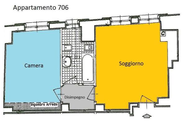 Affitto  bilocale Lodi Via Borgo Adda 1 408147