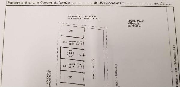 VIA BORGOMANERO - QUADRILOCALE SIGNORILE CON BOX E P.AUTO