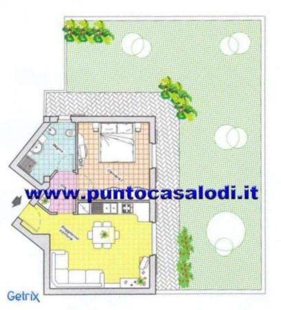 Vendita  bilocale Borghetto Lodigiano Borghetto Lodigiano 1 471264