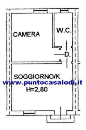 Vendita  bilocale Lodi Lodi 1 438566