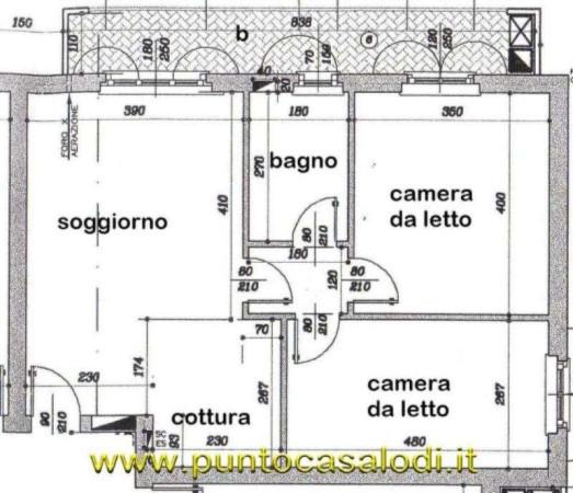 Vendita  bilocale Borgo San Giovanni Borgo San Giovanni 1 365864