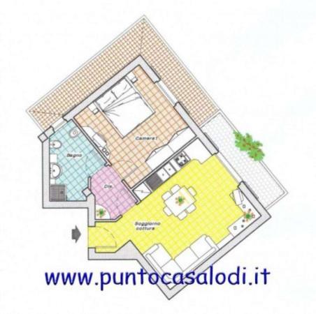 Vendita  bilocale Borghetto Lodigiano Borghetto Lodigiano 1 437764