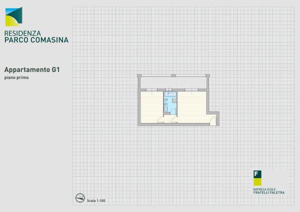Vendita  bilocale Cesano Maderno Via Lazio 1 466911