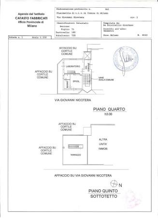 Vendita  bilocale Milano Via Privata Don Bartolomeo Grazioli 1 469909