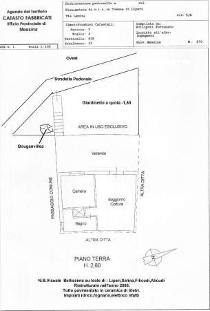 Vendita  bilocale Lipari Isola Di Vulcano 1 622544