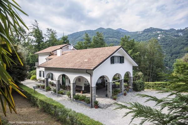 Villa in vendita a Borzonasca, 6 locali, prezzo € 590.000 | CambioCasa.it