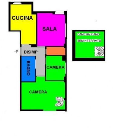 Appartamento in ottime condizioni in vendita Rif. 4200356