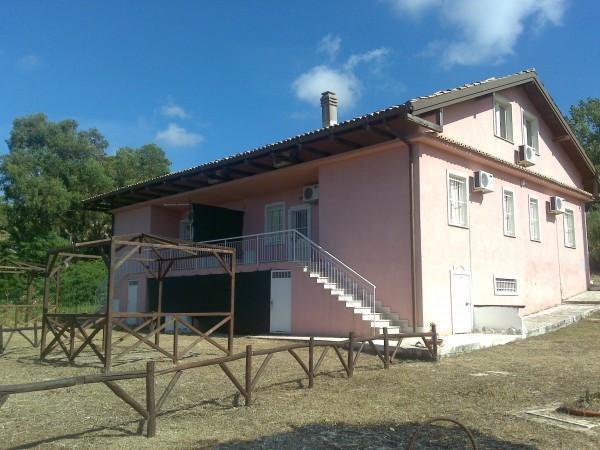 BRIATICO località Sant'Irene – Villa indipendente posizionata in uno dei luoghi più belli dell