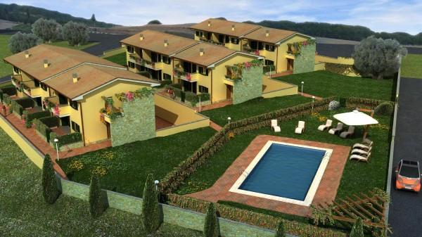 Appartamenti rifinitissimi di nuova costruzione a basso consumo energetico.