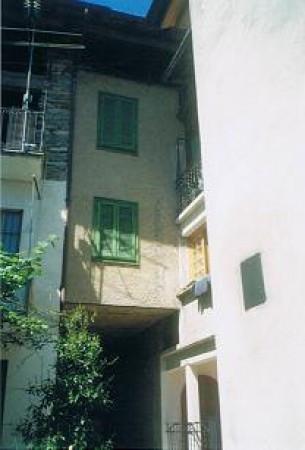 Appartamento in buone condizioni arredato in vendita Rif. 4476623