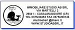 STUDIO AB SRL