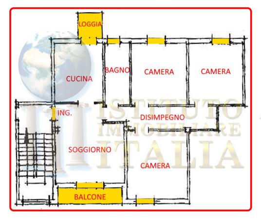Foto 14 di Appartamento Via Anacleto Gavina 3, Imola